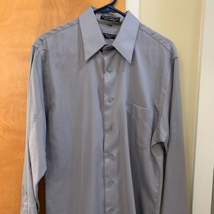 Geoffrey Beene fitted dress shirt